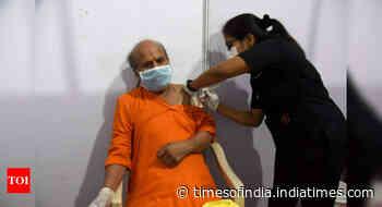 Coronavirus live updates: India's Covid-19 vaccination coverage exceeds 9.80 crore - Times of India
