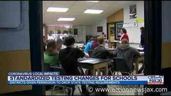 Florida Education Department waives high-stakes school testing rules - ActionNewsJax.com