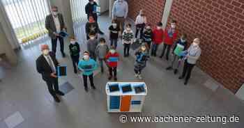 Die Grundschulen in Erkelenz sind bereits komplett mit iPads versorgt - Aachener Zeitung