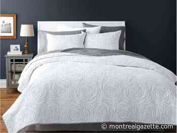 Karl Lohnes: Cool whites and blues lead summer bedding trends