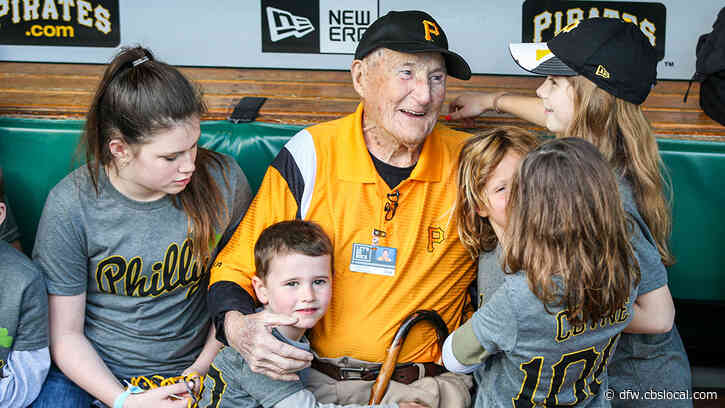 Long-Time Pittsburgh Pirates Usher Phil Coyne, Who Worked Over 6,000 Games, Passes Away At Age 102