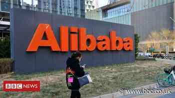 Alibaba: Chinese regulator slaps huge fine on tech giant
