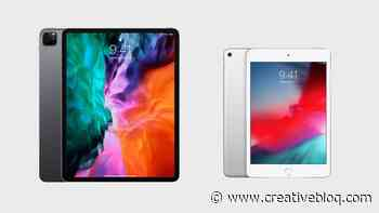 Apple's new 2021 iPad designs just leaked (and it's not good news) - Creative Bloq