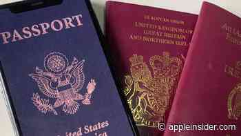 Apple presses ahead with aim to replace paper passports and ID with iPhone - AppleInsider