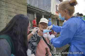 Abuelos en Dosquebradas terminaron con Covid-19 luego de ser vacunados - El Diario de Otún