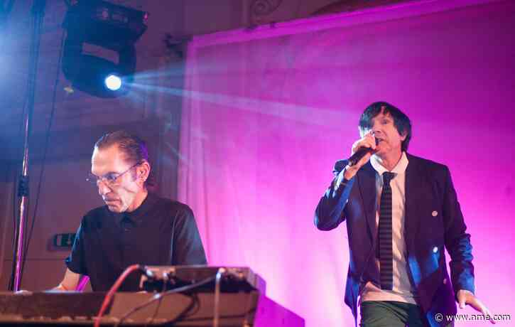 Sparks reveal that they're working on new music in the studio
