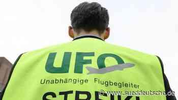 Flugbegleitergewerkschaft Ufo wählt neuen Vorstand - Süddeutsche Zeitung