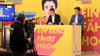 Landtagswahl in Sachsen-Anhalt: Wirtschaft, Bildung, Digitalisierung – FDP beschließt Programm - MDR