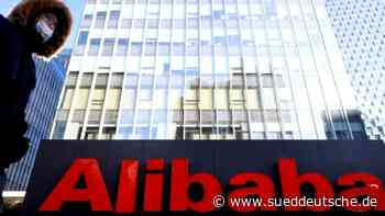China verhängt Rekordstrafe gegen Alibaba - Wirtschaft - SZ.de - Süddeutsche Zeitung