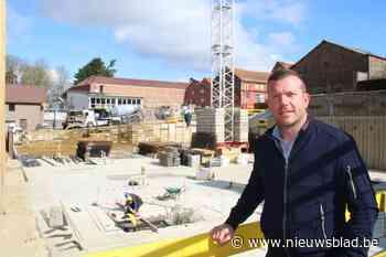 Enorme bouwwerf Residentie Ringoot opgestart in Meise-centru... (Meise) - Het Nieuwsblad