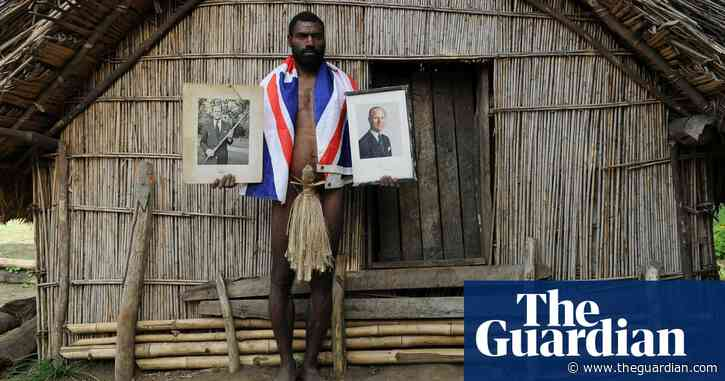 Prince Philip: the unlikely but willing Pacific deity