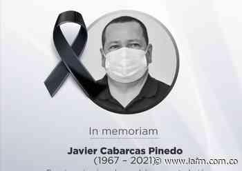 Secretario de Salud de Soledad, Atlántico, murió de coronavirus - La FM