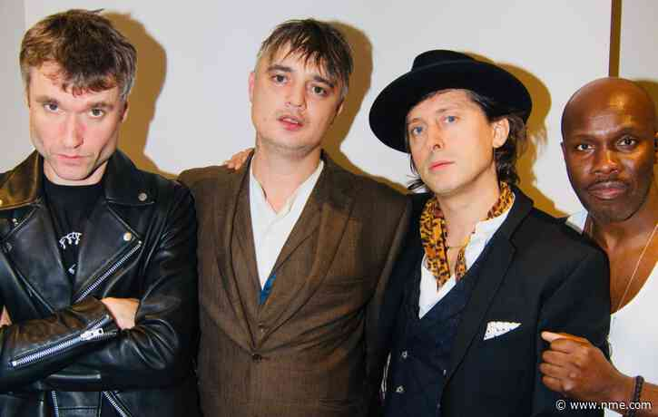 The Libertines announce details of Christmas 2021 UK tour
