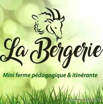Visite de La Bergerie (ferme pédagogique) Saint Arnoult en Yvelines vendredi 9 avril 2021 - Unidivers