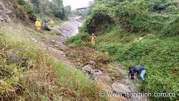 Chitagá se acondiciona para la temporada de lluvias | La Opinión - La Opinión Cúcuta