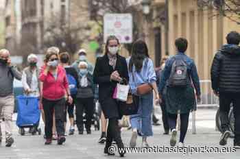 Coronavirus: Gipuzkoa registra 343 positivos en las últimas horas - Noticias de Gipuzkoa
