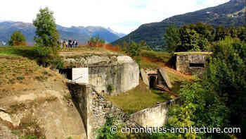 Appel à projets pour le Fort Vulmix à Bourg Saint Maurice - Les Arcs - Chroniques d'architecture