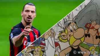 Zlatan bei Asterix und Obelix: Ibrahimovic kommt ins Kino - NRZ