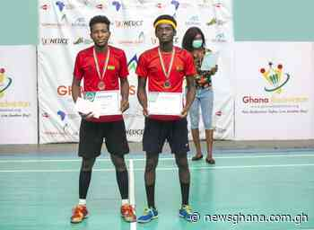 Ghana Badminton Association holds U-35 National Open - News Ghana