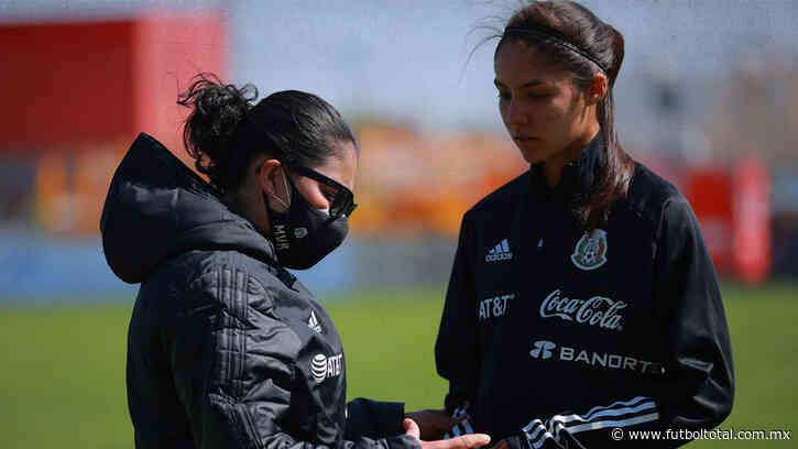 Selección Mexicana Femenil de Mónica Vergara y una ofensiva de miedo a su disposición