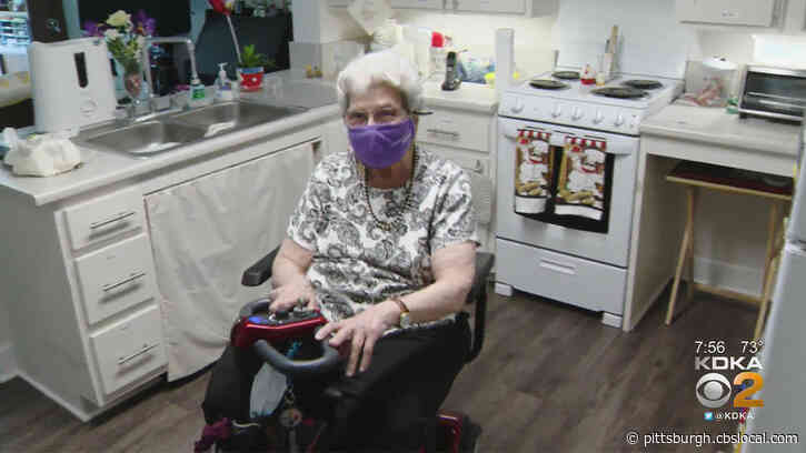 95-Year-Old Squirrel Hill Woman's Birthday Wishes Granted Thanks To UPMC, Nonprofit