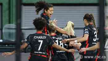 NWSL contest turns chippy between Thorns, K.C. late in Challenge Cup match