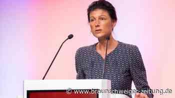 Trotz Protesten: Wagenknecht als Spitzenkandidatin der NRW-Linken nominiert