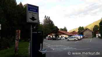 Parken in der Jachenau wird erneut teurer - Merkur Online