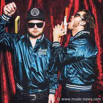 Royal Blood:'Watching him [Josh Homme] in the studio just blew our minds'