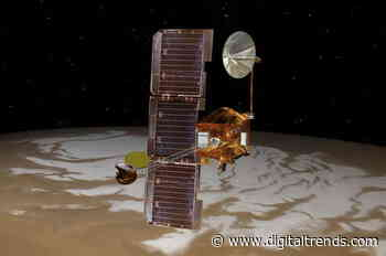 NASA's Odyssey orbiter celebrates 20 years of mapping Mars