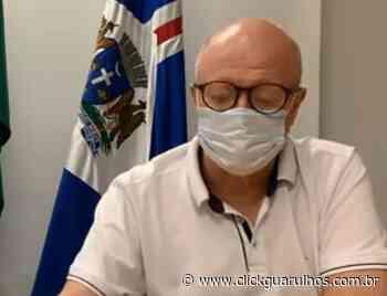 José Mário deixa Secretaria da Saúde - Click Guarulhos
