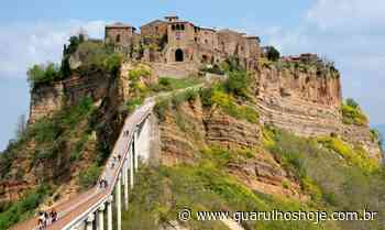 Cidade que Morre, na Itália, tenta obter título de Patrimônio Mundial - Guarulhos Hoje