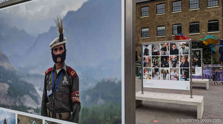 The Silk Road – a photography exhibition in King's Cross