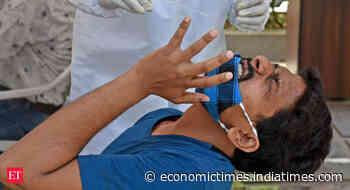 Coronavirus in Uttar Pradesh: Highest spike with 12,787 fresh cases reported in last 24 hrs - Economic Times