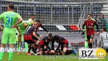 3:4 – VfL Wolfsburg verliert Offensivspektakel in Frankfurt