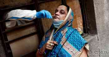 Coronavirus: Delhi reports 7,897 new cases, positivity rate over 10% - Scroll.in