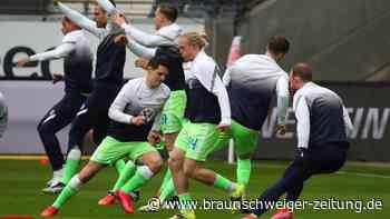 4:3 - VfL Wolfsburg verliert gegen Eintracht Frankfurt