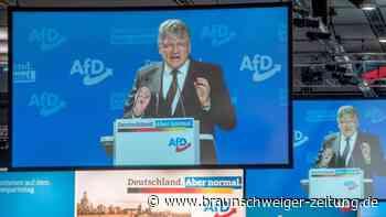Bundesparteitag: AfD vertagt Wahl von Spitzenkandidaten