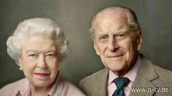 """Queen: """"Er war meine Stärke"""": Königliche Familie teilt rührende Bilder"""