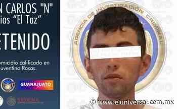 Cae director de Tránsito en Guanajuato por homicidio del diputado Juan Acosta   El Universal - El Universal