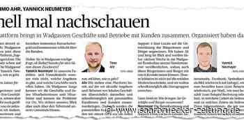 """""""Support 4 your locals"""" hilft regionalen Händlern in Wadgassen virtuell - Saarbrücker Zeitung"""