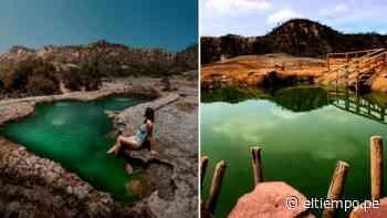 Hervideros de Zorritos, en Tumbes, a 4 horas de Piura: un spa natural - Diario El Tiempo - Diario El Tiempo | Piura | Noticias