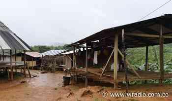 Armada despliega tropas en Bahía Solano, Chocó, tras desplazamiento de su comunidad - wradio.com.co