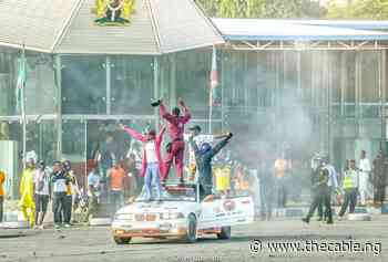 Motorsport lights up Lafia at Easter fiesta - TheCable