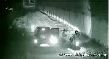 Mototaxista é sequestrado em Paulo Afonso e imagens mostram ação de suspeitos; confira o vídeo - Blog do Didi Galvão