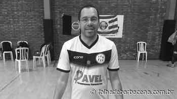 Barbacena se despede do atleta Paulo Afonso - Folha de Barbacena