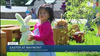 Dominion Energy Family Easter event is back at Maymont - Yahoo News