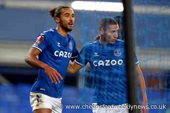 Carlo Ancelotti backs Everton strike duo Dominic Calvert-Lewin and Richarlison - Chelmsford Weekly News