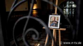 Enkel Harry reist an: Termin für Prinz Philips Beerdigung steht