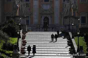 Italy reports 344 coronavirus deaths on Saturday, 17,567 new cases - Reuters